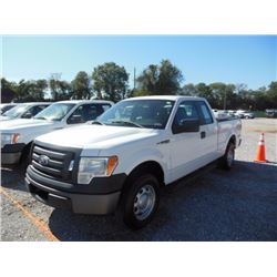 2012 FORD F150 Pickup Truck, VIN/SN:1FTEX1EM2CFB03649 - 4x4, ext. cab, V6 gas, A/T, AC, 66,317 odome