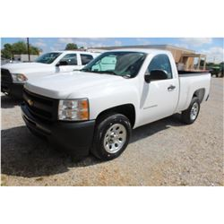 2012 CHEVROLET 1500 Pickup Truck, VIN/SN:1GCNCPEA0CZ293860 - V8 gas, A/T, AC, 24,444 odometer readin