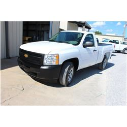 2012 CHEVROLET 1500 Pickup Truck, VIN/SN:1GCNCPEAXCZ322524 - V8 gas, A/T, AC, 29,023 odometer readin