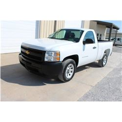 2012 CHEVROLET 1500 Pickup Truck, VIN/SN:1GCNCPEA6CZ219844 - V8 gas, A/T, AC, 31,888 odometer readin