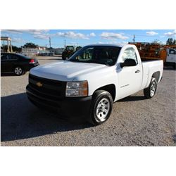 2012 CHEVROLET 1500 Pickup Truck, VIN/SN:1GCNCPEAXCZ218891 - V8 gas, A/T, AC, 33,175 odometer readin