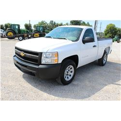 2012 CHEVROLET 1500 Pickup Truck, VIN/SN:1GCNCPEAXCZ322538 - V8 gas, A/T, AC, 39,017 odometer readin