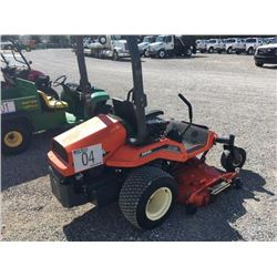 "2006 KUBOTA ZD28F LAWN MOWER, VIN/SN:64514 - zero turn, Kubota diesel, 72"" deck, 65 meter reading"