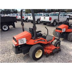 "2006 KUBOTA ZD28F LAWN MOWER, VIN/SN:64521 - zero turn, Kubota diesel, 72"" deck, 947 meter reading"