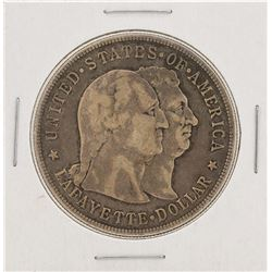 1900 $1 Lafayette Silver Dollar Commemorative Coin