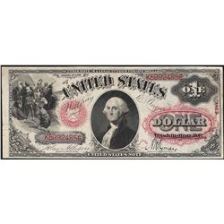 1875 $1 Legal Tender Note