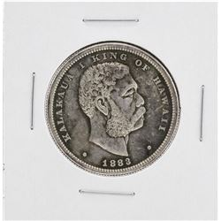 1883 Kingdom of Hawaii Half Dollar Coin