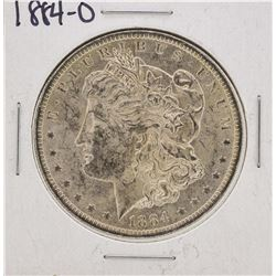 1884-O $1 Morgan Silver Dollar