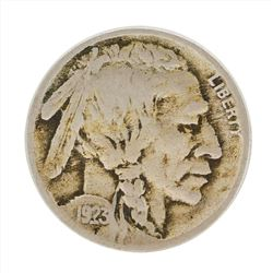 1923-S Buffalo Nickel Coin