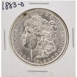1883-O $1 Morgan Silver Dollar