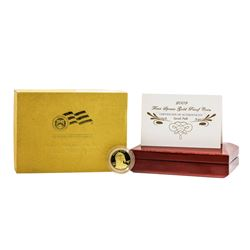 2009 First Spouse Series Gold Proof Coin with Box/COA