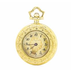 14KT Yellow Gold Longines Pocketwatch