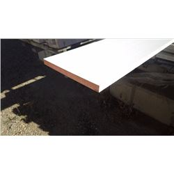RESTORATION MILLWORK TRIMBOARDS PVC 1X10X18 WOODGRAIN AND SMOOTH, 4 PCS