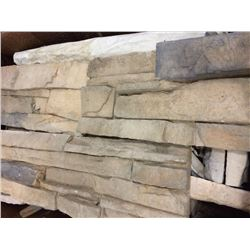 ESW STONE STEP STONE NICKEL CREEK FLATS 3 BOXES AND 8 BOXES OF CORNERS