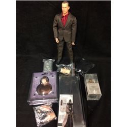 ACTION FIGURE W/ CLOTHING & ACCESSORIES