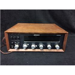 VINTAGE ARMACO SOLID STATE  STEREO RECEIVER