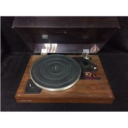 VINTAGE Kenwood 2-Speed Semi-Automatic Belt-Drive Turntable