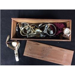 WRIST WATCH LOT