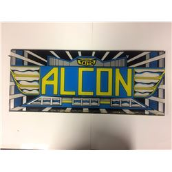 ARCADE GAME GLASS (ALCON)