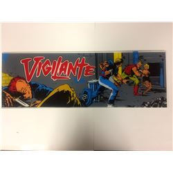ARCADE GAME GLASS (VIGILANTE)