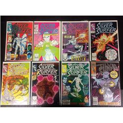 SILVER SURFER COMIC BOOK LOT (#20, 21, 24, 6 & MORE...)