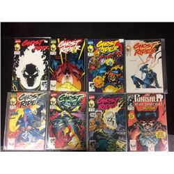 GHOST RIDER COMIC BOOK LOT (15, 5, 22, 8 & MORE...)