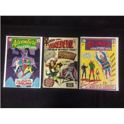 ADVENTURE & DAREDEVIL COMICS