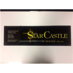 ARCADE GAME GLASS (STAR CASTLE)