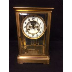 VINTAGE WATERBURY CLOCK CO.MANTLE CLOCK