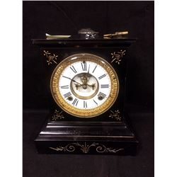 VINTAGE ANSONIA CLOCK CO. MANTLE CLOCK