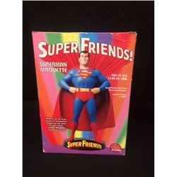DC Comics Superman Super Friends Maquette Statue New from 2003 Limited (RARE)