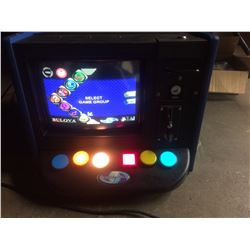 VINTAGE TABLE TOP VIDEO ARCADE GAME