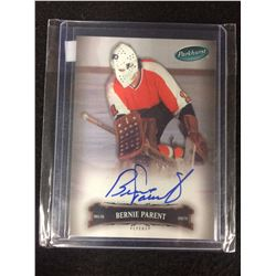 2006-07 Upper Deck Parkhurst Autographs #92 Bernie Parent