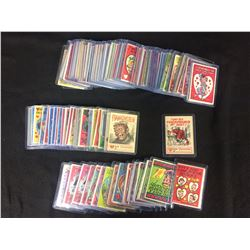 1959 Topps Funny Valentines TRADING CARDS LOT
