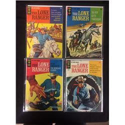 THE LONE RANGER COMIC BOOK LOT