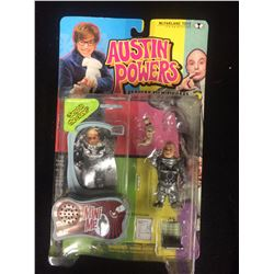 Mcfarlane Toys Moon Mission Mini Me Austin Powers Action Figure 1999