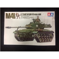 M41 Walker Bulldog U.S. Tank Tamiya 1/35 Factory Sealed.