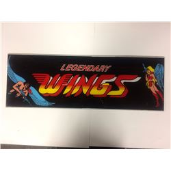 ARCADE GAME GLASS (LEGENDARY WINGS)