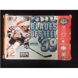 NHL Blades Of Steel 99 N64 (Nintendo 64) W/ BOX
