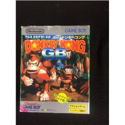 Super Donkey Kong GB Game Boy GB Nintendo (JAPANESE VERSION)