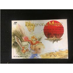 Dungeon Magic Family Computer (Japan)