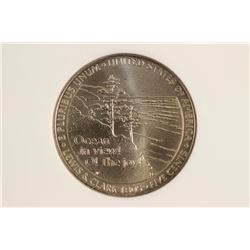 2005-P SMS OCEAN IN VIEW NICKEL NGC MS66