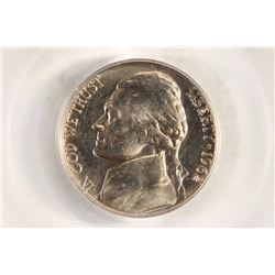 1962-D JEFFERSON NICKEL PCGS MS65