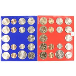 2009 US MINT SET (UNC) P/D