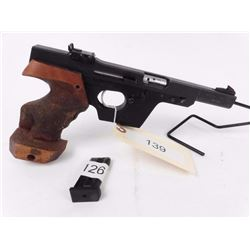 RESTRICTED Walther Target Pistol
