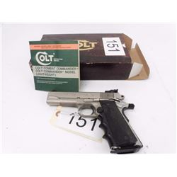 RESTRICTED Colt 1911 Combat Commander