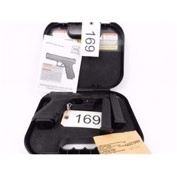 RESTRICTED Outstanding Glock Model 22 with LASER