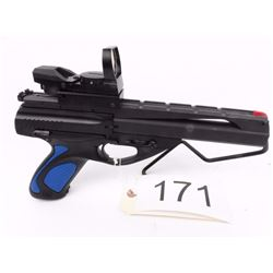 RESTRICTED Beretta 22 target pistol w/ electronic reflex sight
