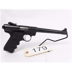 RESTRICTED Ruger Target 22