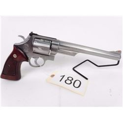 RESTRICTED Smith and Wesson Stainless Hand Cannon